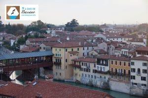 Bassano del Grappa centro storico