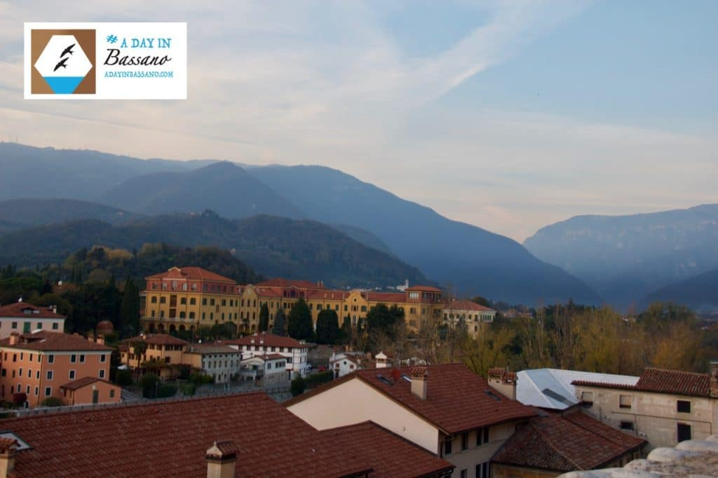 Attractions of bassano del grappa nature