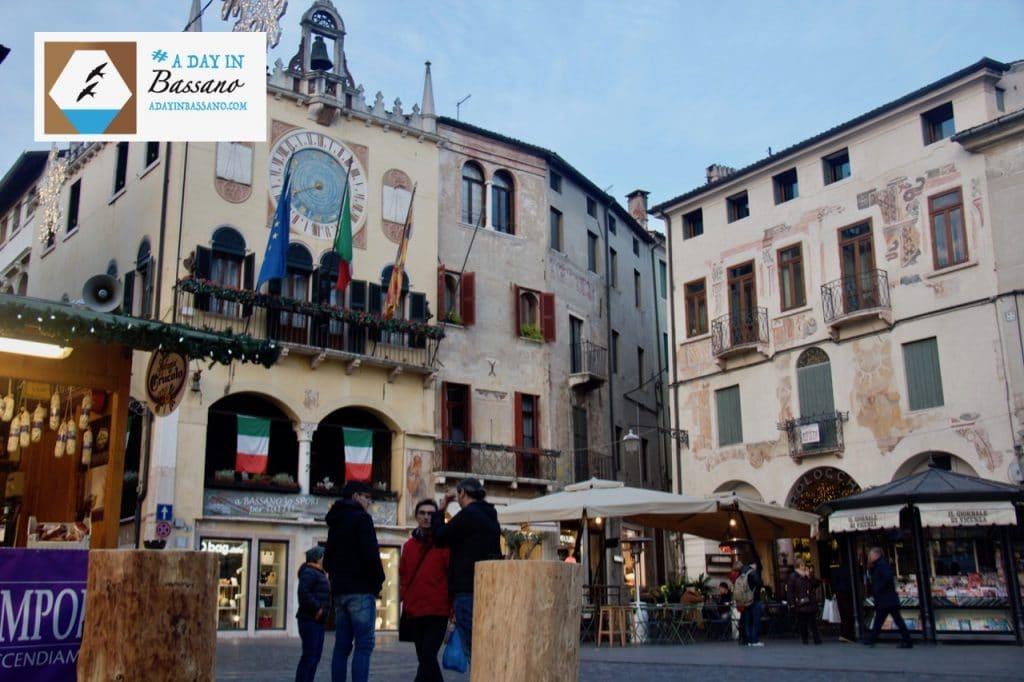 Best Italian Town near Venice Bassan del Grappa