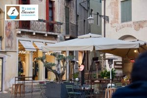 Bassano del Grappa Near Venice Italy