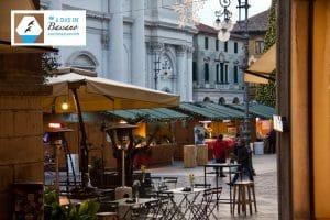 Christmas Market Bassano del Grappa Italy